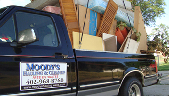 Image of Moody's Hauling & Cleanup in Omaha, NE