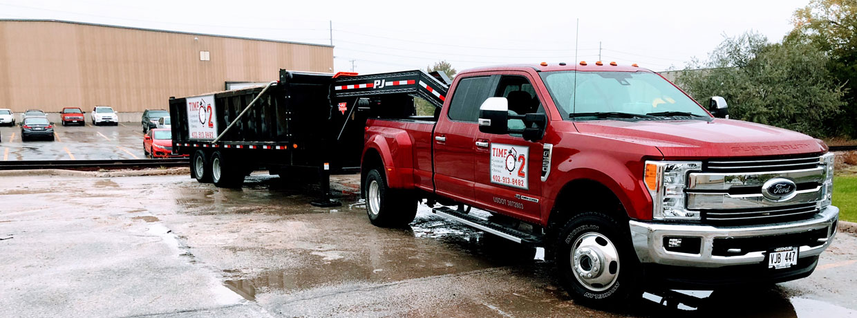 Junk Removal in Omaha NE - Moody's Hauling & Cleanup